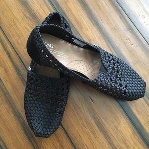Toms Women's Loafers 10 Great Shape!